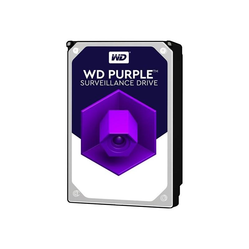 HDD Purple 2TB 3.5 SATA 6Gbs 64MB