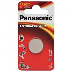 Panasonic Lithium Power CR2025