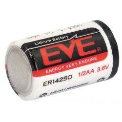 Lithium ER14250 3.6V 1200mAh