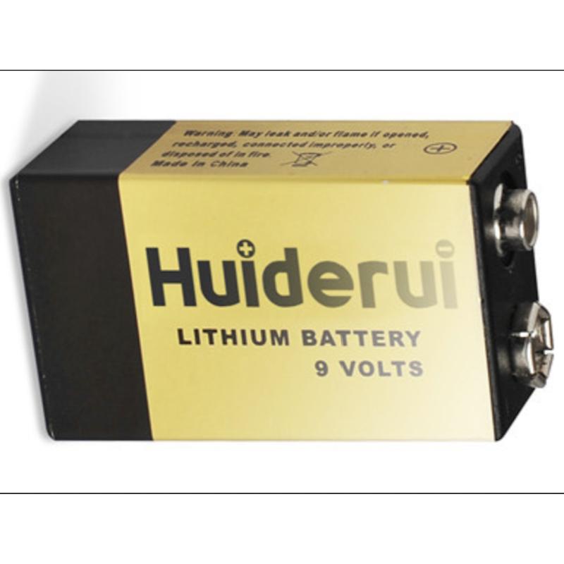 Lithium CP9V  1200mAh