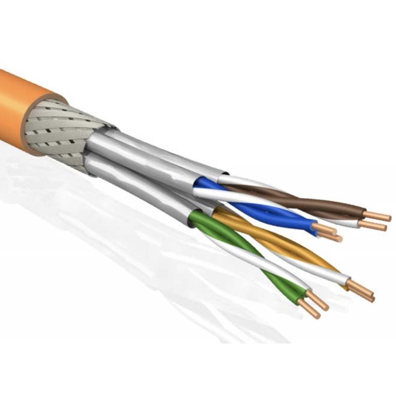 Netzwerkkabel KAT 7 S/FTP 1200Mhz 100M