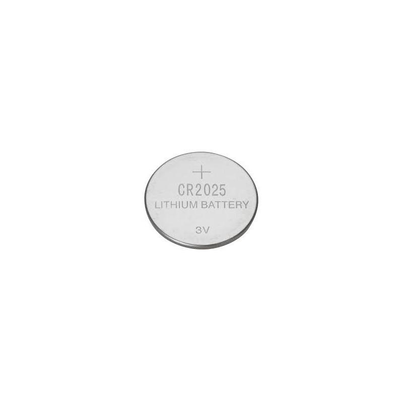 Lithium CR2025 3V 125mAh