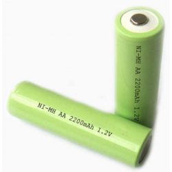 Ni-Mh AA 1.2V  2200mAh Rechargeable