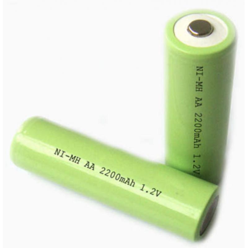 NiMH-Akku AA 1,2V 1000mAh wiederaufladbare