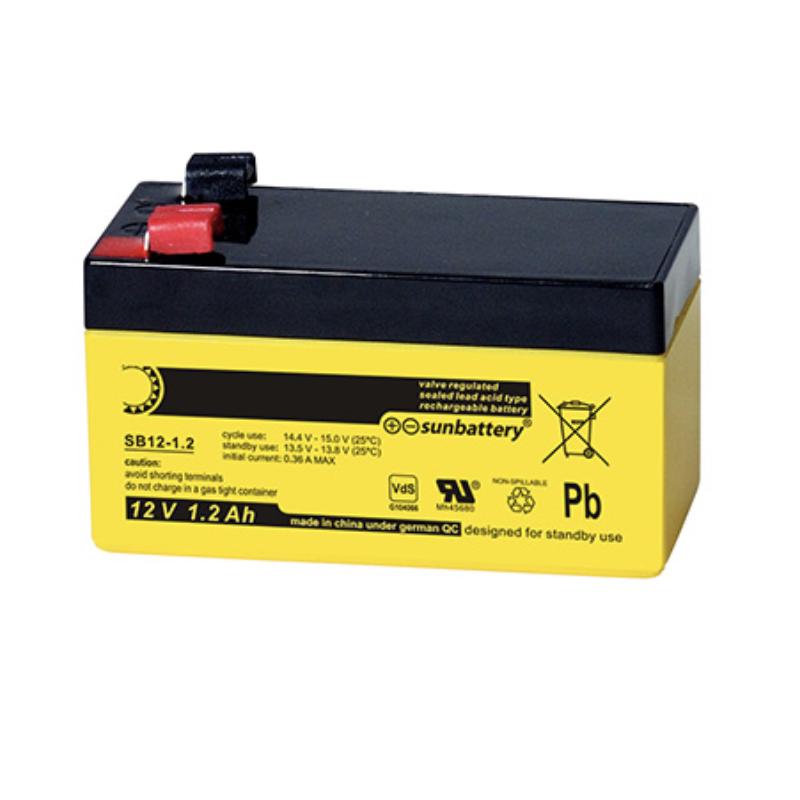 Batterie 12V-1.2Ah