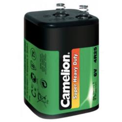 Block Batterie für Baustellenlampe 4r25 6V 7Ah