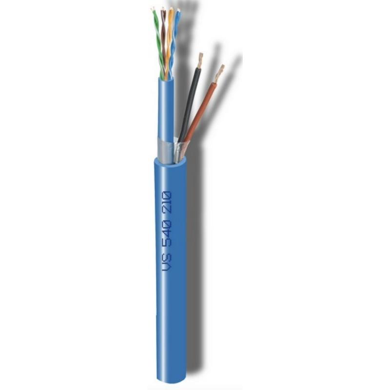 Kabel Kat 5e U/UTP 2x1.00mm 150m