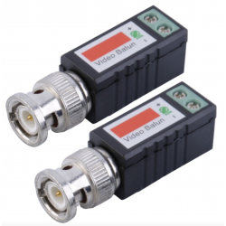 HD Video-Balun BNC  Schraubversion (paar)