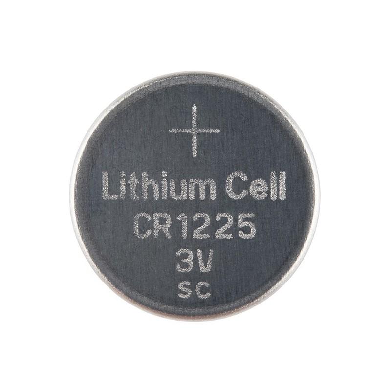 Lithium CR1225 3V 48mAh