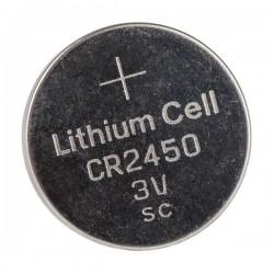 Lithium CR2450 3V 550mAh