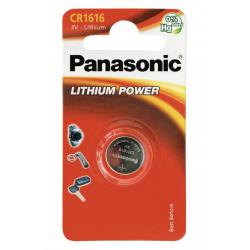 Panasonic Lithium Power CR1616