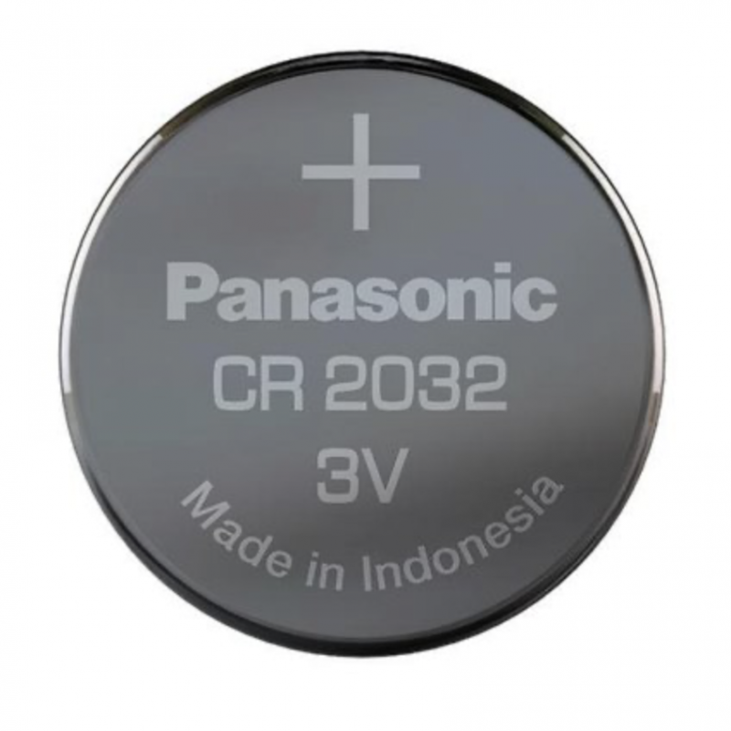 Panasonic Lithium Power CR2032