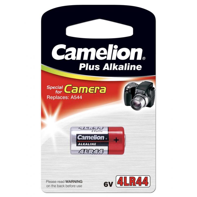 Camelion 4LR44 6v 165mAh